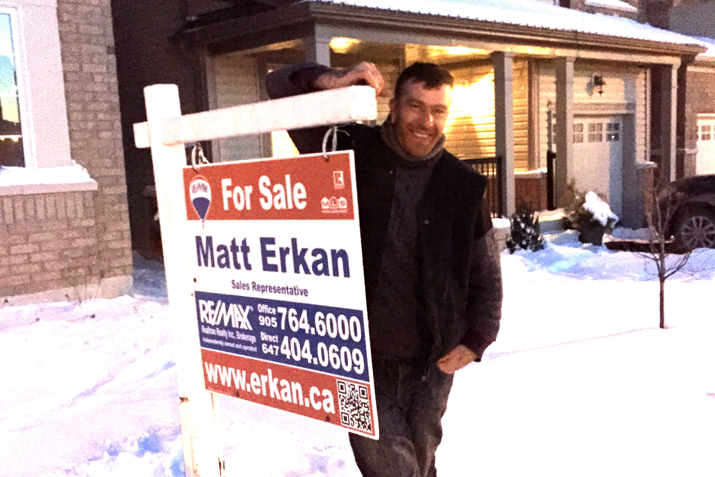 Matt Erkan Success Story
